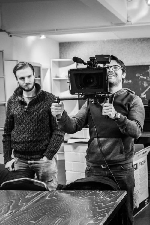 Video-Workshop im Filmhaus Bielefeld