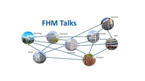 FHM Talks gehen an den Start
